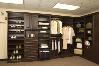 All About Closets   Closet Design   Custom Closets   Garage Cabinets    Pantry Organization